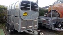 8ft Livestock box