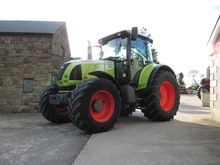 09, Claas Arion 630 CIS