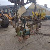 Fiskars 4 furrow spring loaded