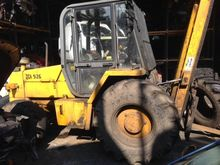Jcb 926 and Coventry Climax