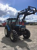 Ford  6640 with Loader