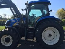 New Holland T6020 and Quicke Lo