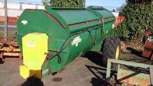 Fraser manure spreader