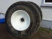 Grass Wheels - Grass Tyes- Turf