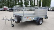 Ifor Williams P8E as new