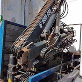 Used hiab 4.5 ton cr