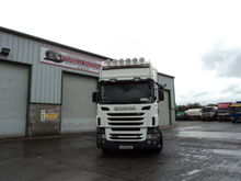 2010 Scania R500 4X2 Griffin Sp