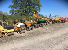 Dumpers & rollers