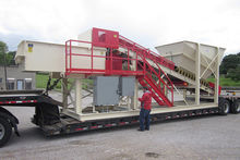 PUGMILL MIXING PLANT/ BLENDING