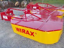 NEW WIRAX DRUM MOWERS