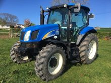 2009 New Holland T6010 4WD Trac