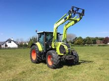 Used CLAAS ARION 630