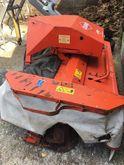 Kuhn front mower FC280F
