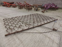12FT Trailed Chain Harrow