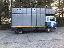 Horse/cattle lorry for sale tax