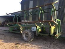 Used Bale mover bale