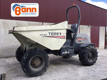 Terex 6 Ton Dumper