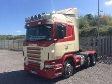 Scania R480 6x2/4