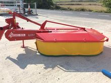 Mesko roll drum mower
