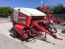 Used Welger RP220 Ba