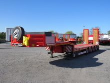 Low-loader 4 Axle