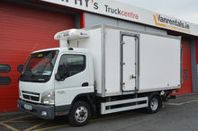 Mitsubishi Fuso Canter Fridge