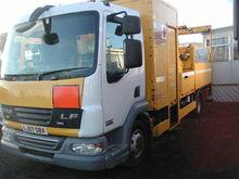 2007 DAF TRUCKS LF 45  7.50 TON