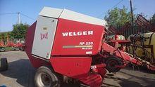 Used Welger RP 220 M