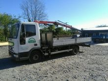 Iveco with Crane