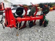 Kverneland Revserable Plough -
