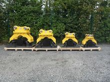 Excavator Compaction Plates For
