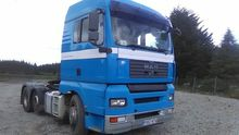 2008 man 6x2 Tractor unit.,tipp