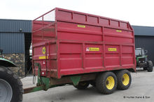 Marshall 11Ton Silage Trailer
