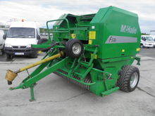 MC HALE F530 ROUND BALER FOR AU