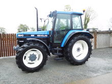 1998 New Holland 6640 4wd  5800