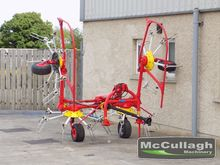 Pottinger 540N 18' 4 rotor tedd