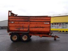 McCauley 16ft silgae trailer