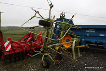 Used Claas Volto 52