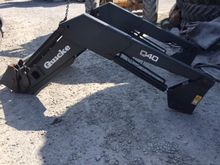 Quicke DM Q40 Loader - To Fit N