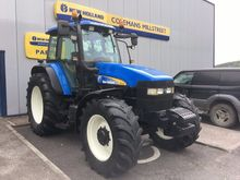New Holland TM130 Range Command