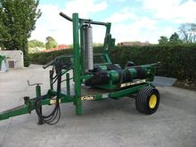 McHale 991 B Trailed Bale Wrapp