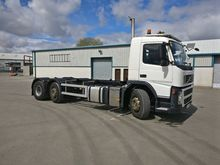 2009 Volvo Fm 300 I shift power