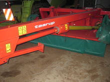 Used Taarup 4028 in