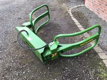 NEW HUSTLER BALE GRIPPER
