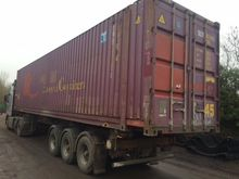 Used 45ft Shipping Container