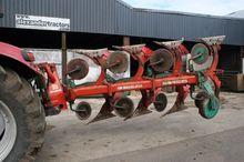 Kvernland 4 Furrow Plough