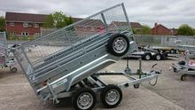 Lider tipper trailer