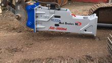 New AB810M Rock Breaker 20 -28