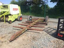 Used Bale Carrier in