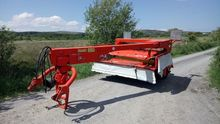 Kuhn fc 250g mower conditioner